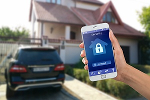 Wireless home security systems needs no cords to deliver to the information base