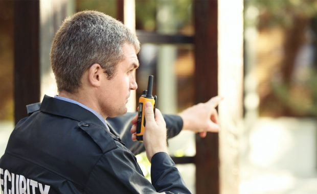 Event Security on Walkie Talkie