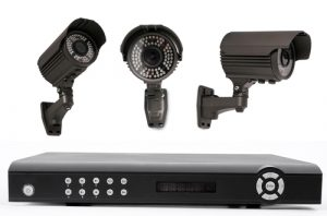 Closed-circuit television (CCTV) recording unit