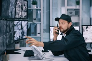 corporate security helps deter crimes in the workplace