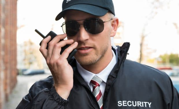What Do Uniformed Security Officers Do