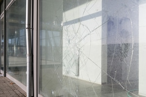 Professional security presence can help eliminate vandalism and prevent property damage