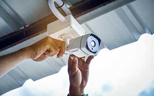 Sacramento business alarm monitoring system