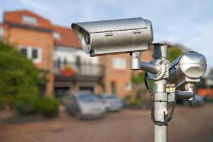 CCTV surveillance system. Event security guard are recommended for all types of events