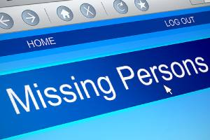 Illustration depicting missing persons. Private investigation services are often sought to help locate missing person