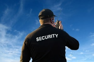 on-construction-site-back-of-a-security-guard