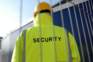 view-of-security-man-on-construction-site-from-behind