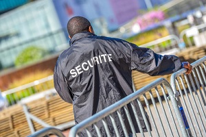 armed or unarmed security guards for construction site